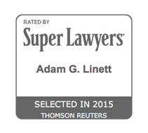 Super Lawyers Adam Linett
